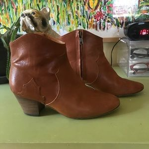 Isabel Marant Western Dicker Boot